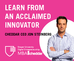 Digital Entrepreneurship Cheddar MBA